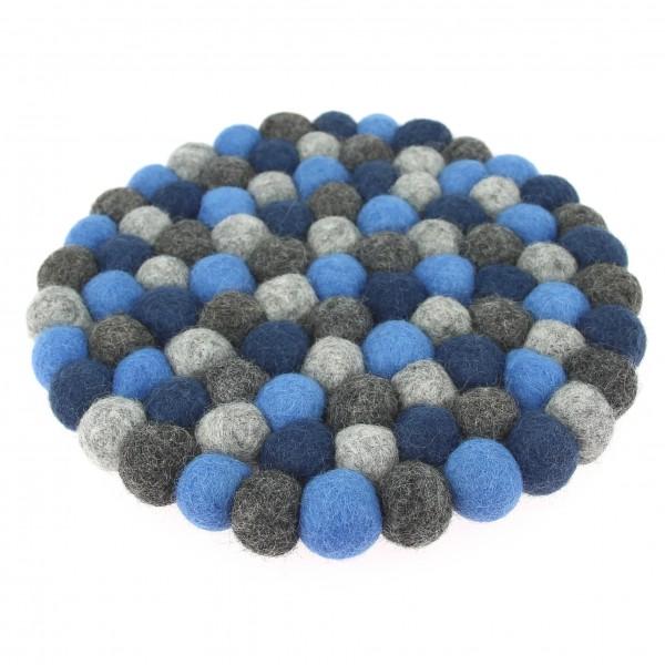 Dessous Décoratif Marine2 - gris bleu