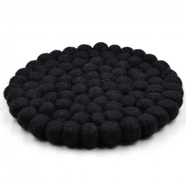 Dessous Décoratif Black - noir